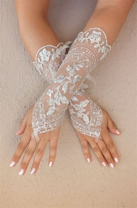 Lace Wedding Gloves glove lace glove by worldofgloves 2055048