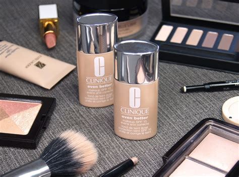 Foundation Clinique Even Better clinique even better foundation review swatches