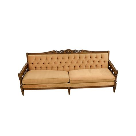 Tufted Beige Sofa by 60 Vintage Tufted Beige Sofa Sofas