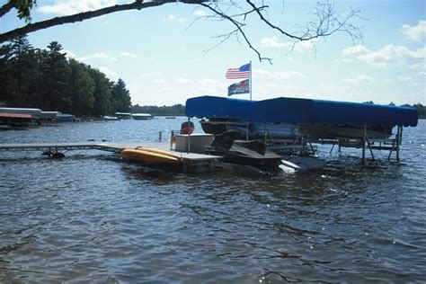 boat lifts for sale wisconsin boat docks for sale wisconsin