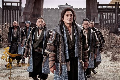 film mandarin dragon blade m a a c new character posters for jackie chan s dragon