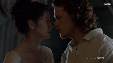 Outlander Wedding Clip by Episode 7 Quot The Wedding Quot Preview Outlander Insider