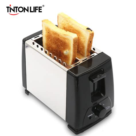 Toaster For Bread 1pc Est 6 Household Automatic Stainless Steel Of 6 Slice