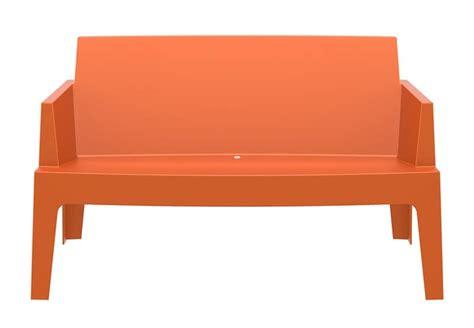 divanetti per esterni divanetto per esterno in plastica impilabile per