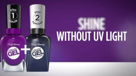 gel nail no uv light needed miracle gel proof nail no uv light needed