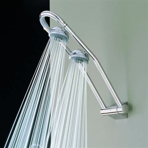 grohe freehander wall mounted shower system uk bathrooms