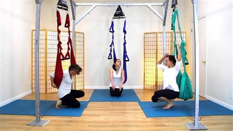 omni yoga swing 19 best images about yoga swing video on pinterest a