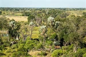 Delta Outdoor Shower - xigera camp okavango delta