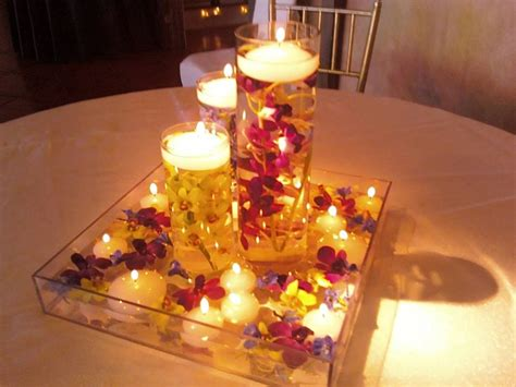 candle centerpiece 37 stunning wedding candle centerpieces