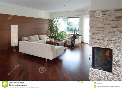 A Less Comfortable by Comfortable Modern Living Room Stock Photo Image 2541150