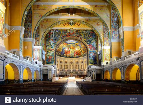 st therese basilica lisieux france national shrine of st therese lisieux france little