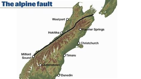 earthquake queenstown queenstown should be prepared for post quake situation