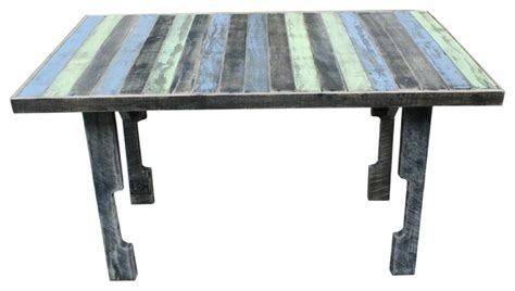 repurposed dining table repurposed pallet dining table savannah style modern