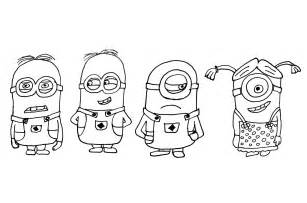minions coloring pages coloring kids coloriage exclusif minions