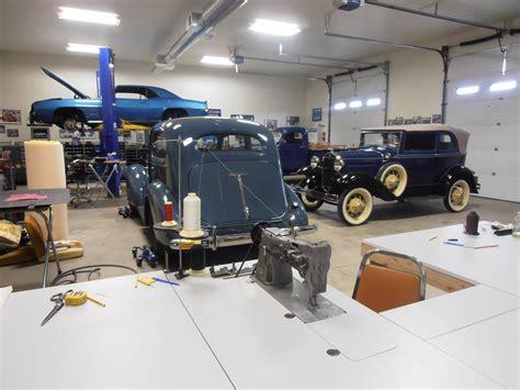 classic car restoration classic garage