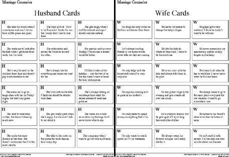 Marriage Therapy Worksheets by Marriage Counseling Worksheets Students Will Be Laughing
