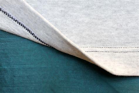 Hem Manvy stretch your skills how to hem knit fabric five different ways