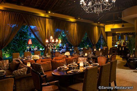 Sarung Bali sarong restaurant in bali bali magazine