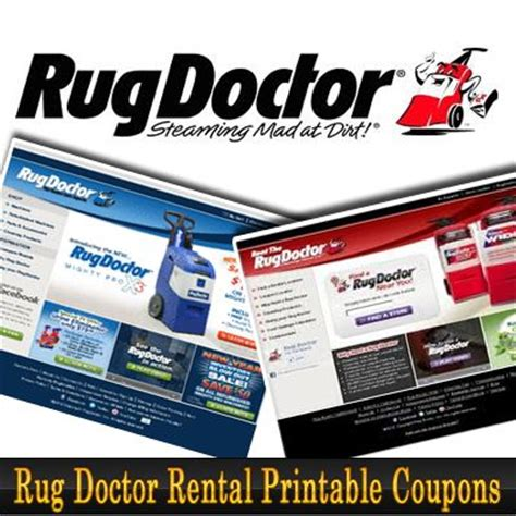 Rug Doctor Rental Coupon by 7 Best Rug Doctor Rental Coupons Images On