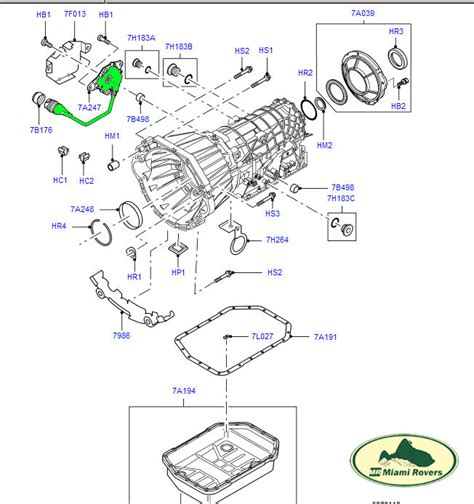 transmission control 2012 land rover range rover sport user handbook land rover transmission solenoid control switch range 03 05 uhb500020 oem miami british corp