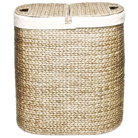 laundry with lid wicker laundry her home decorator shop