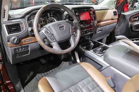 nissan titan interior 2016 motor trend s coulda woulda shoulda picks from 2015
