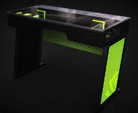 razer computer desk razer computer desk diy pc desk mods l3p d3sk epic razer