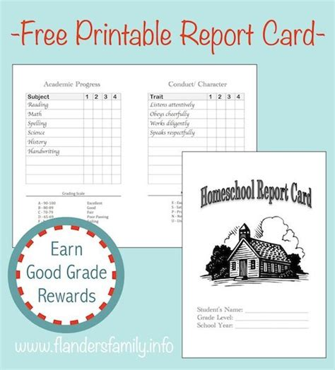 Homeschool Report Card Template Elementary by 17 Best Images About Homeschool On Homeschool