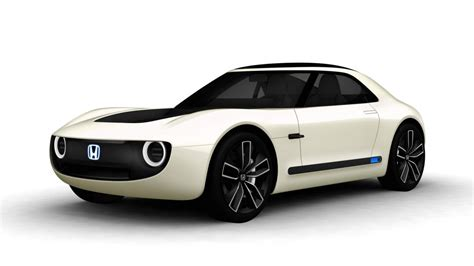 All Sports Honda by Honda Sports Ev Concept Is A Vision Of An All Electric