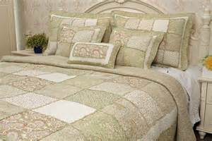 Shop Bedspreads Saffron Eau De Nil From Our Bedspreads Throws Quilted