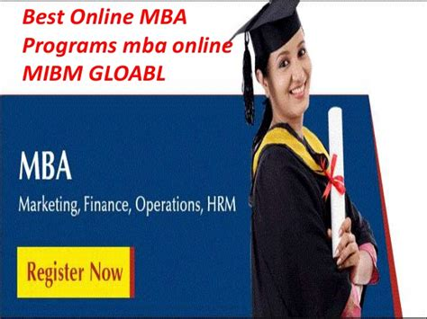 Best Mba For M A by Best Mba Programs Mba