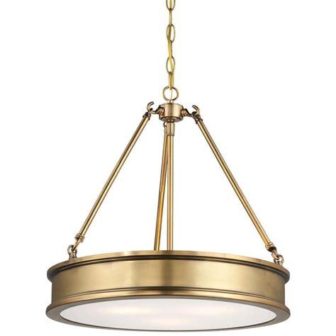 Minka Lavery Harbour Point 3 Light Liberty Gold Pendant Gold Light Pendant