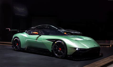 custom aston martin vulcan wallpaper aston martin vulcan coupe track only green