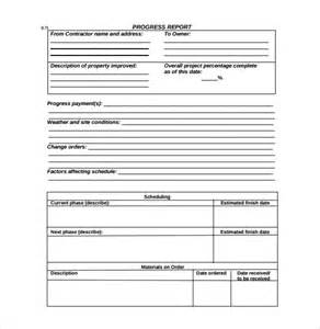 construction report template doc 585720 construction report template daily