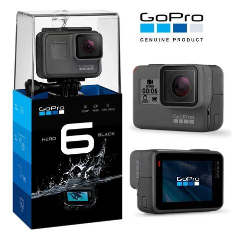 Gopro Hero6 Garansi Resmi 1 Tahun gopro 6 black garansi resmi 1 tahun elevenia
