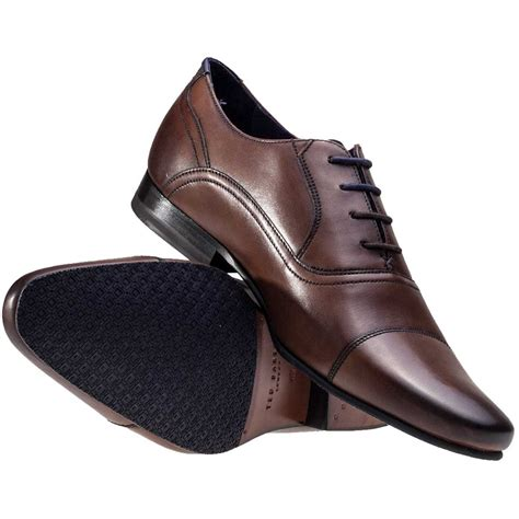 with oxford shoes ted baker rogerr2 mens oxford shoes in brown
