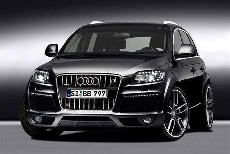 Audi Q7 Facelift by B&B Automotorblog