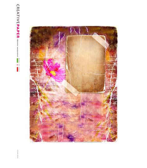 ladari in carta di riso carta di riso per decoupage album g 0005 bycreative