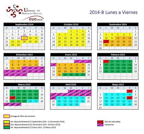 Calendario B Udg Calendario Centro Universitario De La Costa
