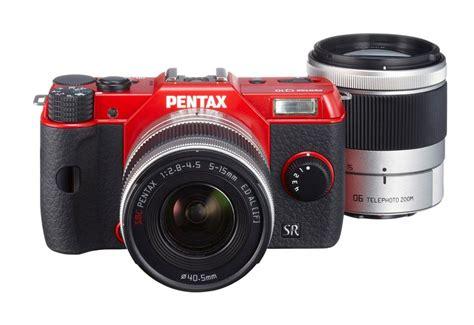 Kamera Pentax Q press release kamera mirrorless pentax q10 rumor kamera