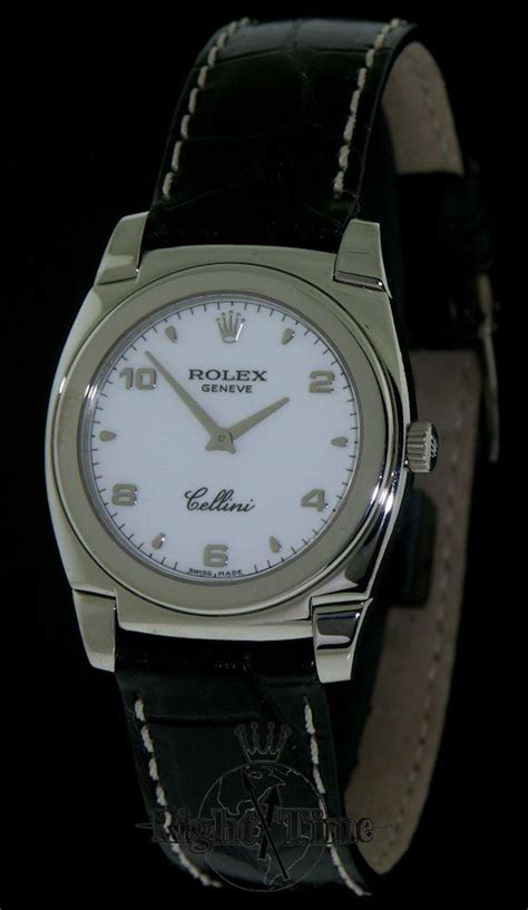 rolex cellini manual wind 5320 pre owned mens watches