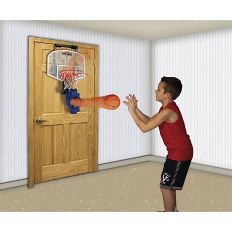 mini basketball set for bedroom door basketball hoop poof pro gold 18 inch over the door