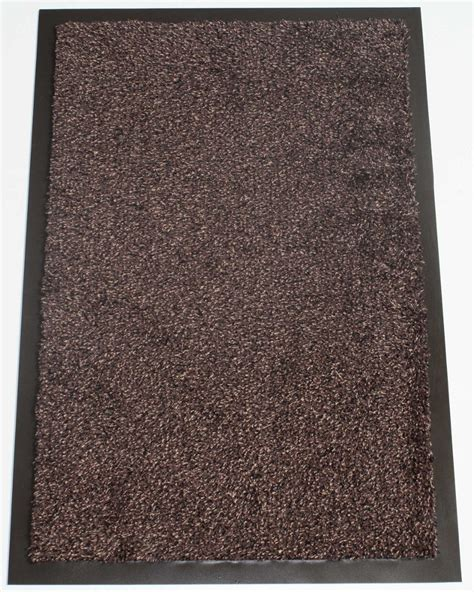 washable entry rugs washamat washable anti slip back doormat hardwearing indoor entrance scraper mat ebay