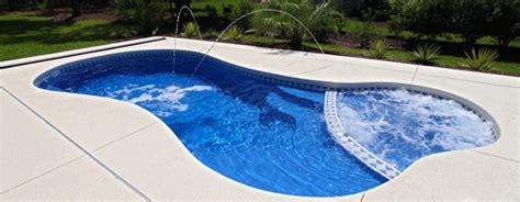 Backyard Vacations Pools Medicine Hat Fiberglass Pool Installation Spa Takular Hottubs And Pools