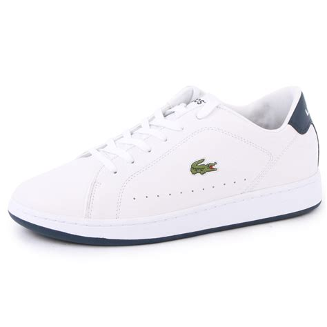 lacoste carnaby lcr mens leather size 7 8 9 10 11 new