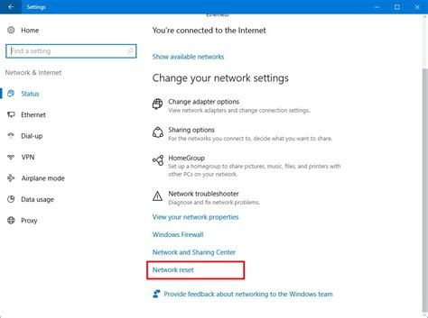 resetting wifi windows 7 how to get back online after a windows 10 update breaks
