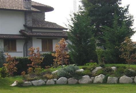 giardini rocciosi in pendenza giardino roccioso