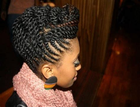 braided sengalese updo senegalese twist braid updo pictures i love pinterest