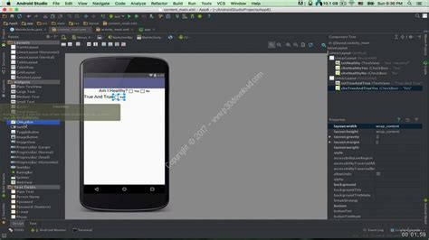 android studio tutorial udemy udemy android app development for beginners a2z p30