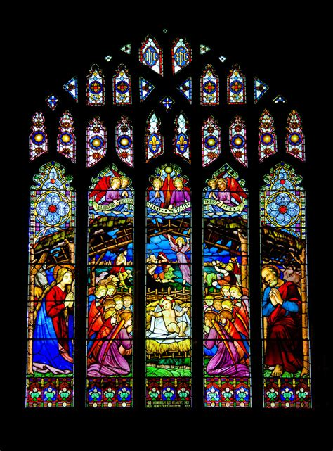 stained glass window stained glass windows